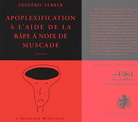 Apoplexification à l'aide de la râpe à noix de muscade - Frédéric Ferrer