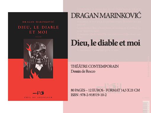 Dieu, le diable et moi |Dragan Marinković - Collection Théâtre