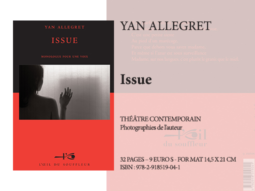 Issue | Yan Allegret - Collection Théâtre