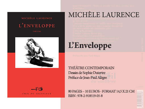 L'Enveloppe | Michèle Laurence - Collection Théâtre