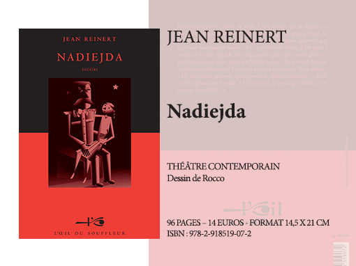 Nadiedja | Jean Reinert - Collection Théâtre