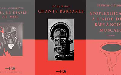Chants barbares | D' de Kabal