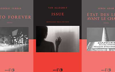Issue | Yan Allegret
