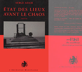 État des lieux avant le chaos - Serge Adam