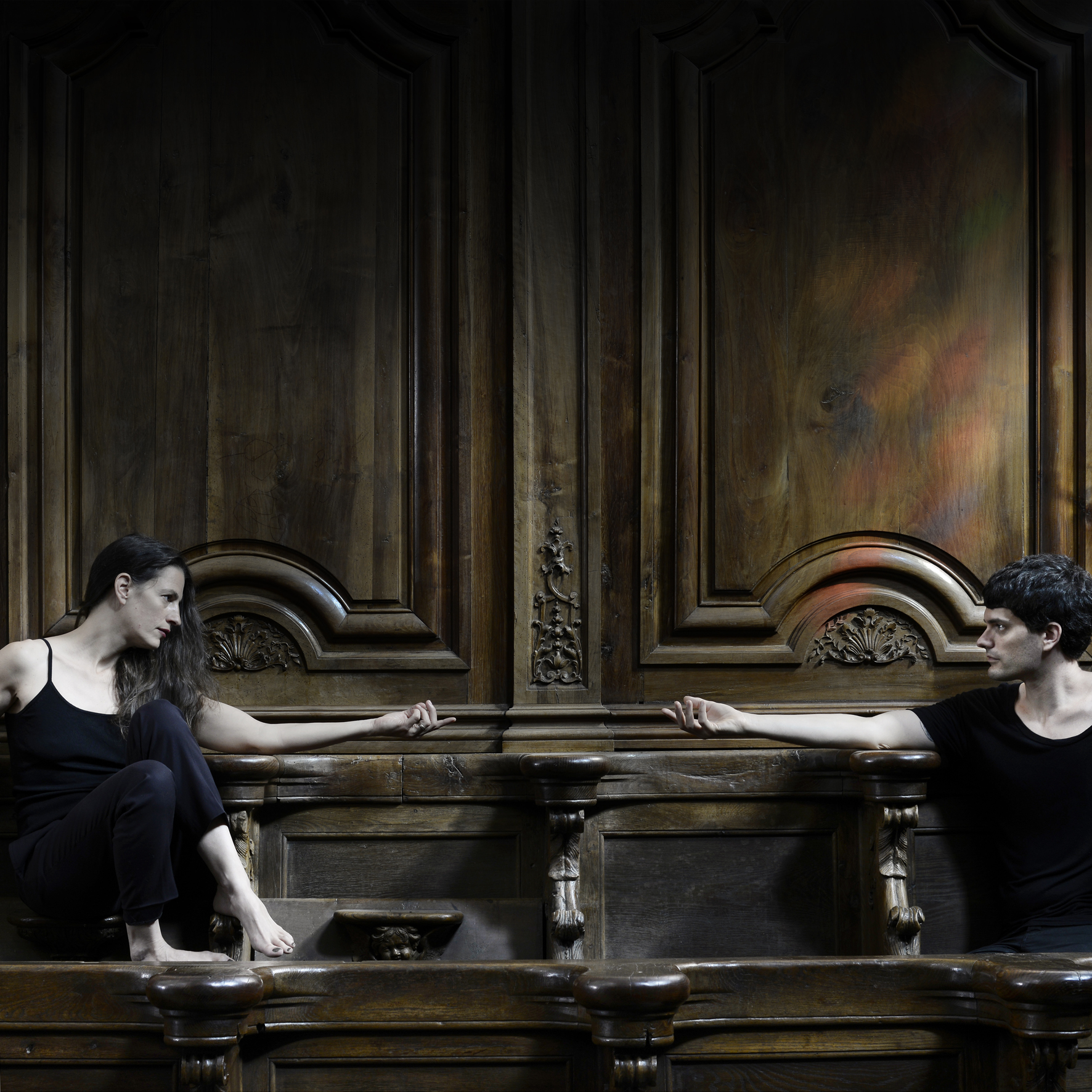 ©Georges Pacheco performance Territoriis corpus