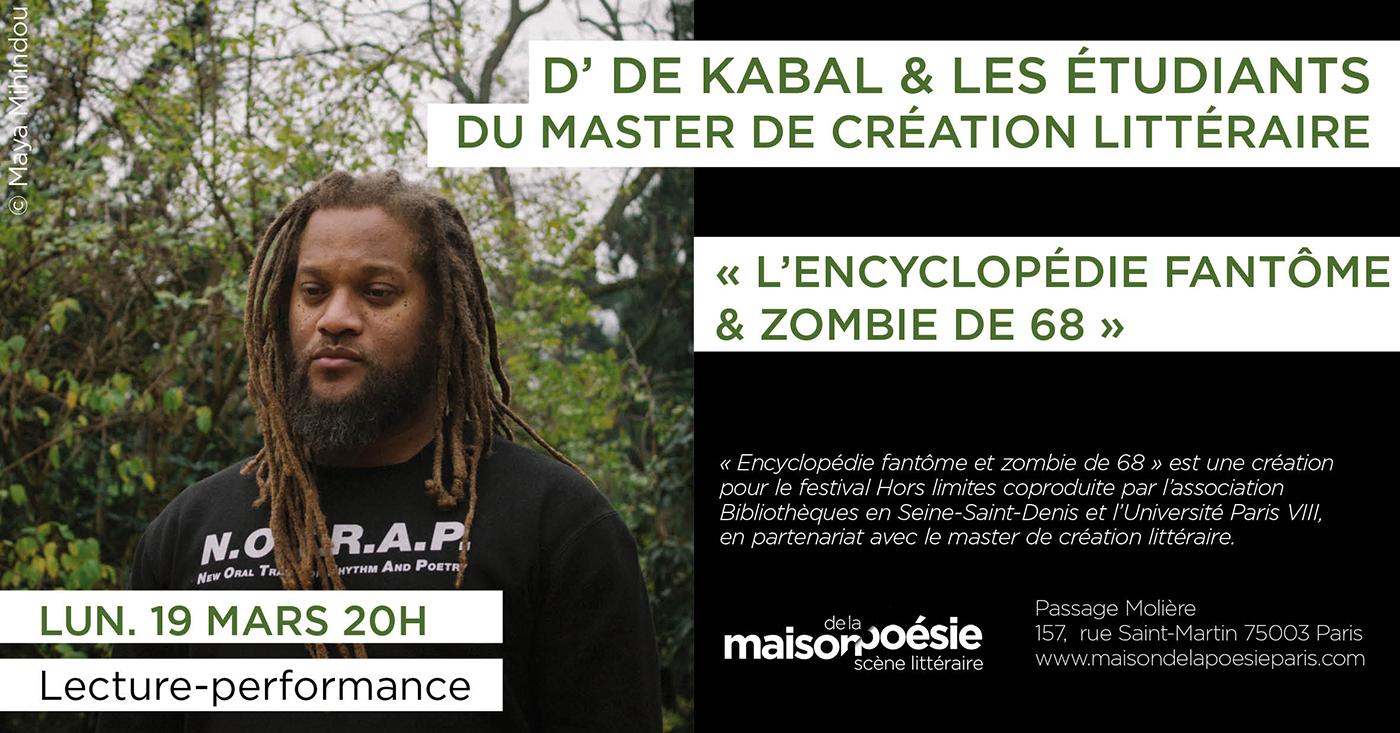 03-19 D' de Kabal & master création littéraire