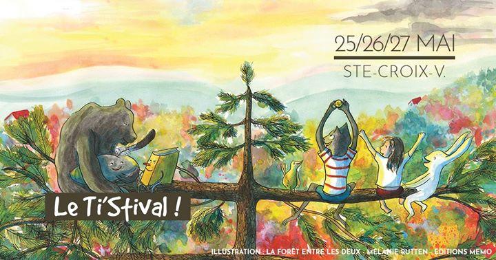 Affiche Ti'Stival 2018