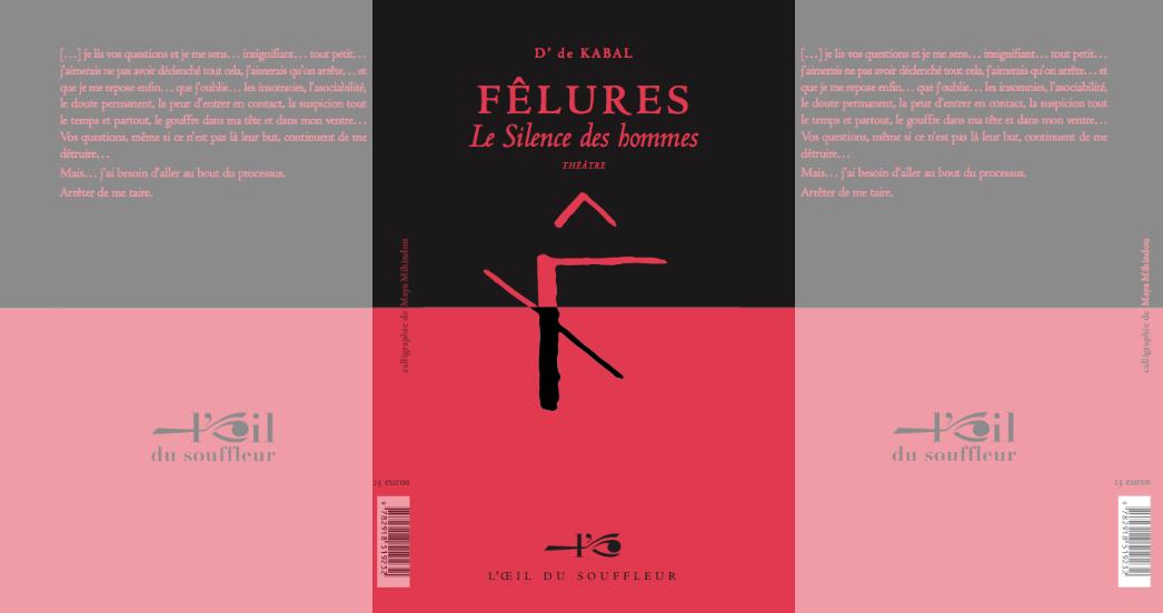 Fêlures-Le Silence des hommes |D' de Kabal