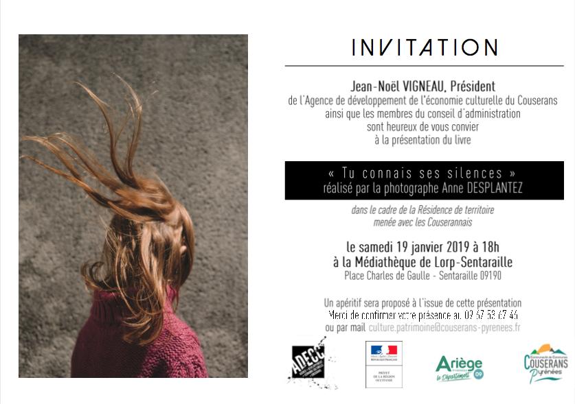 Invitation 19 janvier