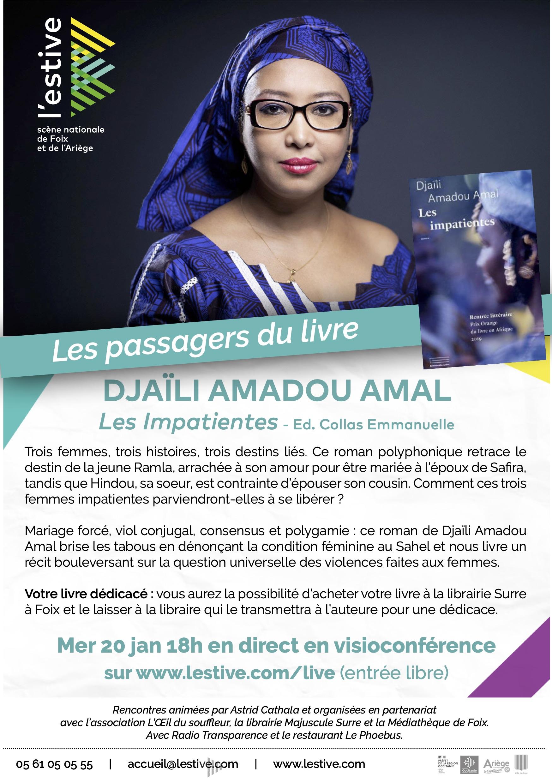 Flyer Djaili Amadou Amal