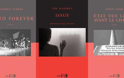 Issue | Yan Allegret